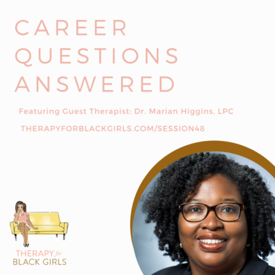 Career questions answered